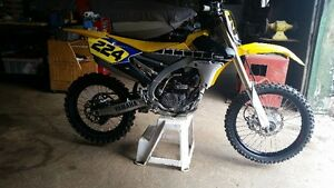 2016 YZ250F 60th Anniversary Edition - low hours, like new Peterborough Peterborough Area image 1