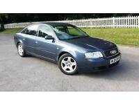 Audi A6 Saloon 1.9TDI 130 BHP - Full Service History - Only done 81k