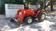 Tractor loader Gnangara Wanneroo Area Preview