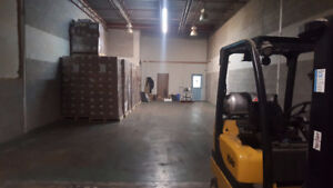 Warehouse for Rent in Barrie