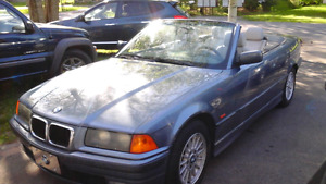 BMW 323i convertible