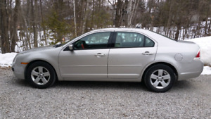 2008 ford fusion low kms safetied and etested