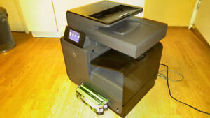 Imprimante HP Officejet Pro X576dw MFP