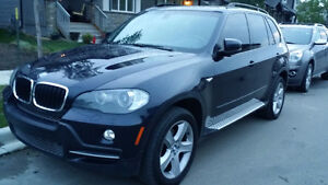 2008 BMW X5 3.0si Well maintained, hwy km, fully loaded.