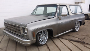 1974 Chevrolet blazer low rider