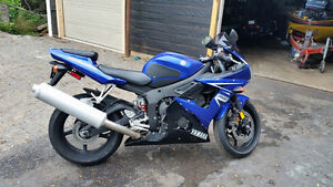 2009 Yamaha R6S