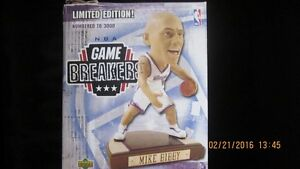 Limited Edition NBA Mike Bibby Collectible NEW