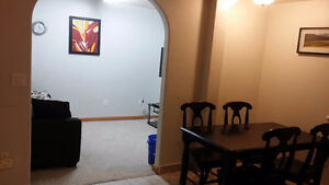 furnished rooms foe rent