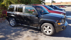 2010 Jeep Patriot North SUV, Crossover 6900.00PLUS HST AND LIC