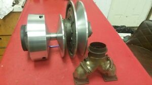 !! Bombardier Clutches Used motor And Bombardier Sled Parts!!