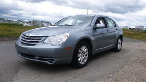 2009 CHRYSLER SEBRING / LOW KILOMETRES / BRAND NEW INSPECTION