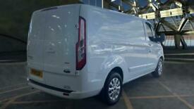 2018 Ford Transit Custom 2.0 280 LIMITED P/V L1 H1 PANEL VAN DIESEL Manual