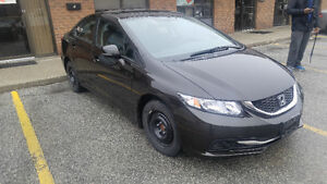 2013 Honda Other EX Sedan
