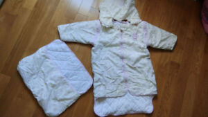 Baby Bunting Bag 0-9 month