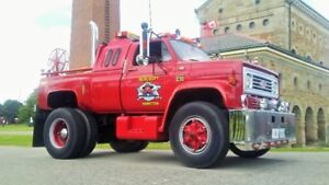 1979 Chevrolet C70 Hot Rod Fire Truck