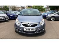 2009 Vauxhall Corsa 1.4i 16V Design 5dr Manual Petrol Hatchback