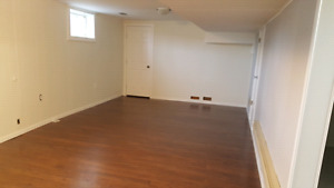 Nice One Bedroom Basement Suite for Rent