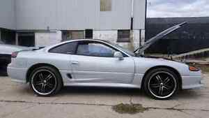 1992 Dodge Stealth R/T upgraded