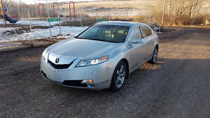 2009 Acura TL 3.7 AWD Tech Sedan