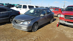 04 Acura el part out