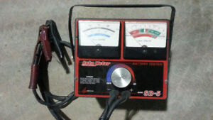 Auto meter load tester
