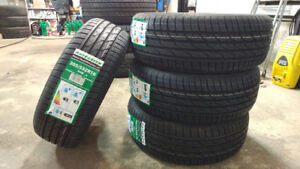 New 205/55R16 all season tires, $300 for 4