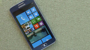 Samsung Ativ S, Windows Phone