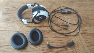 Kingston Hyper X Cloud Gaming headset for sale