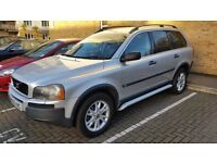 LIKE NEW VOLVO XC90 DIESEL LOW MILEAGE 7 SEATER