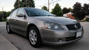 2006 Nissan Altima 2.5 S Low KMs Mint condition