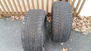 "20"" tires . 275/40R Low profile .only two . St. John's Newfoundland image 3"