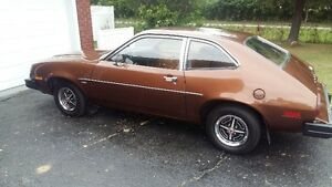 1980 Ford Pinto only 10 thousand original klms.