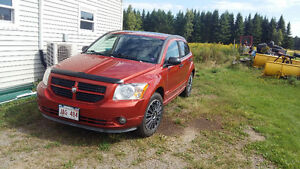 2008 Dodge Caliber Wagon