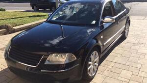 2002 Volkswagen Passat 1.8t 3800$ nego