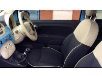 2014 Fiat 500 0.9 TwinAir 105 Lounge 2dr Manual Petrol Convertible