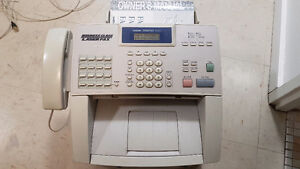 Printer and laser fax machine -brother intellifax 4100