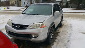 2002 Acura MDX Other SUV, Crossover