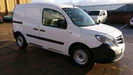 2014 14 MERCEDES-BENZ CITAN 1.5 109 CDI 1D 90 BHP 1 OWNER F/VOSA PRINT OUT ////