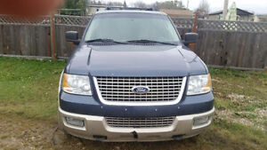 2006 Ford Expedition Eddie Bauer SUV, Crossover Regina Regina Area image 1