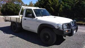 2010 Nissan Patrol Ute Low Kms Angaston Barossa Area Preview