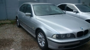 1998 BMW 528i e39 complete part out Kitchener / Waterloo Kitchener Area image 2