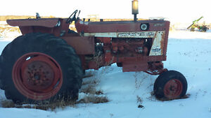 international 656 tractor with pto