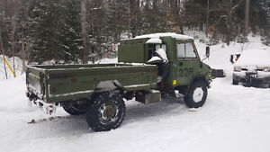 1993 Western Star 1.5 ton army troop transport Pickup Truck