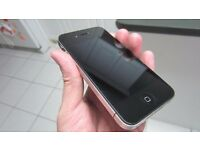 iPhone 4 - 16 GB - Black - (EE Network) - Very Good Condition