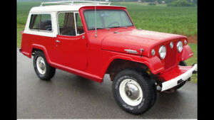 Jeepster Comando For Parts