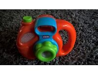 Little Tikes camera baby toddler