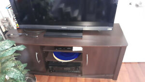 "40"" Sony LCD TV with stand"