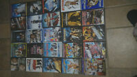 LOT of 38 DVD movies