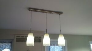 Beautiful 3 Pendant Light