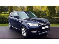 2015 Land Rover Range Rover Sport 3.0 SDV6 (306) HSE 5dr Automatic Diesel 4x4